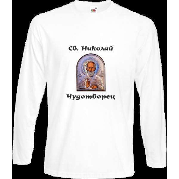 """Блуза """"Св. Николай Чудотворец"""""""