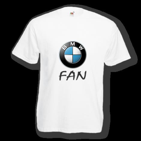 "Тениска ""BMW Fan"""