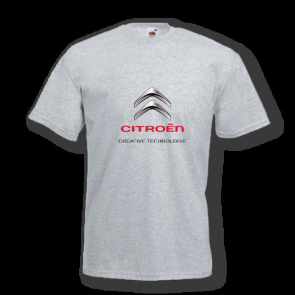 """Тениска """"Citroen"""""""
