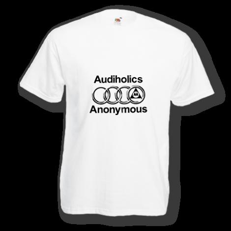 """Тениска """"Audiholics"""""""
