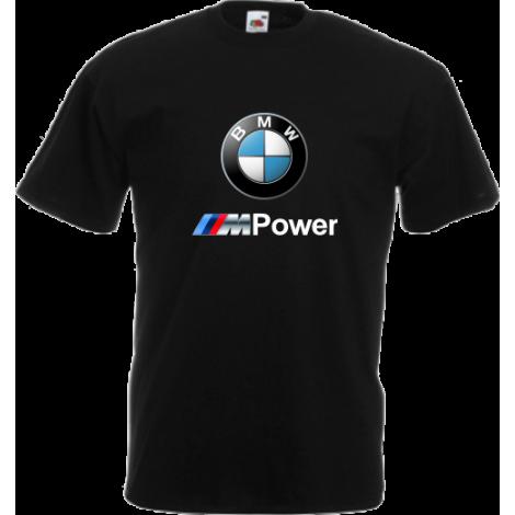 """Тениска """"BMW M-power"""""""