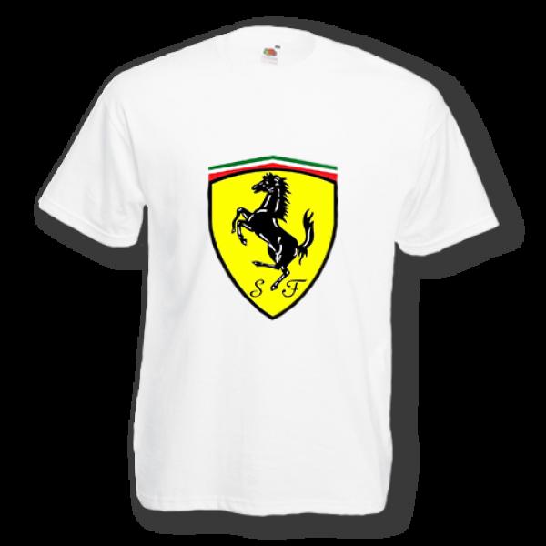 """Тениска """"Ferrari"""""""