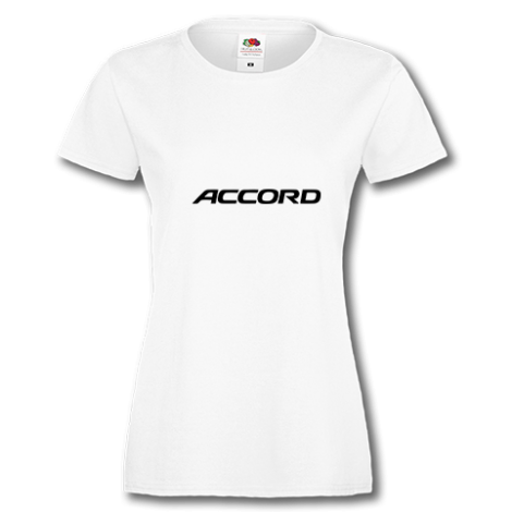 """Тениска """"Honda accord"""""""