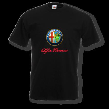 "Тениска ""Alfa Romeo"""