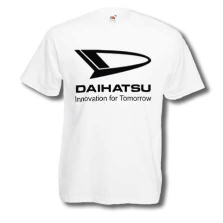 "Тениска ""Daihatsu"""