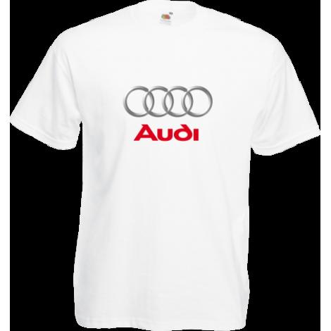 """Тениска """"Audi"""""""
