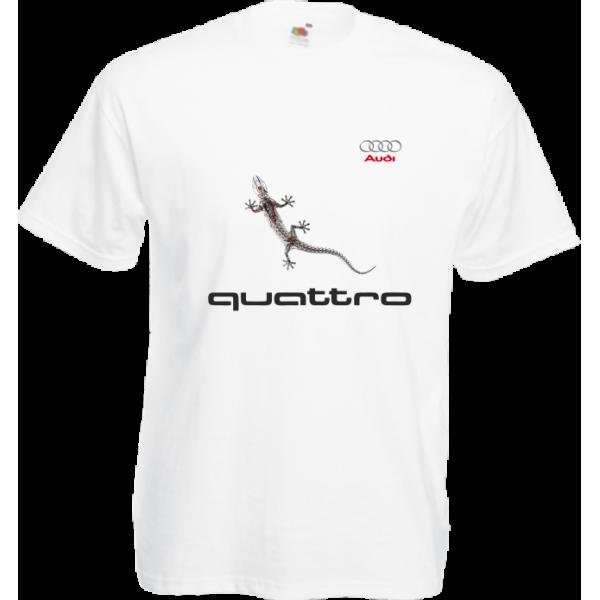 """Тениска """"Audi Quattro"""""""