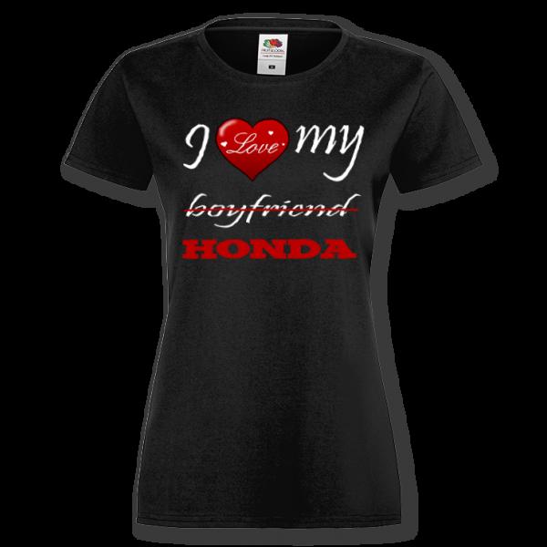 """Дамска тениска """"Honda"""""""