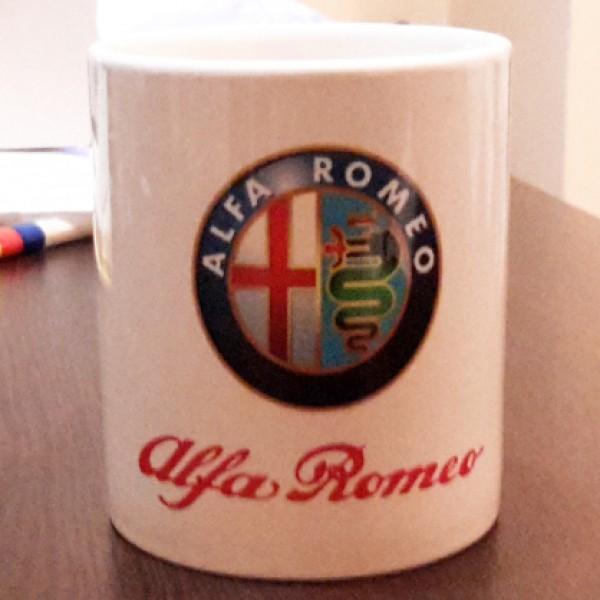 "Чаша ""Alfa Romeo"""