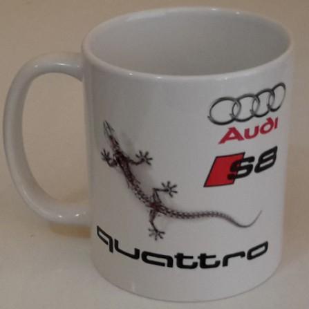 """Чаша """"Audi S8 Quattro"""""""