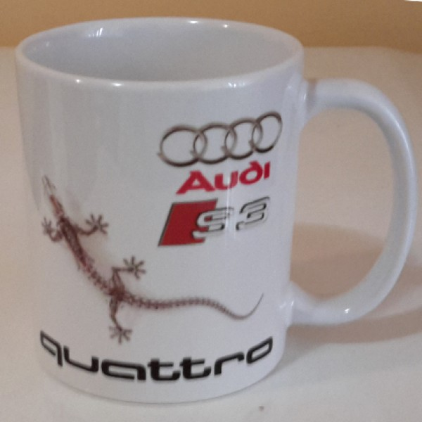 """Чаша """"Audi S3 Quattro"""""""