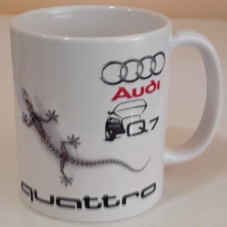 """Чаша """"Audi Q7 Quattro"""""""