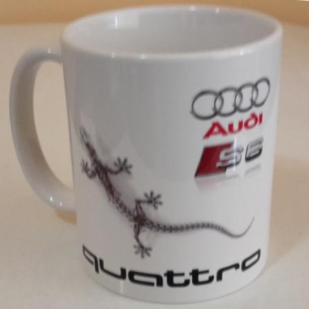 """Чаша """"Audi S6 Quattro"""""""