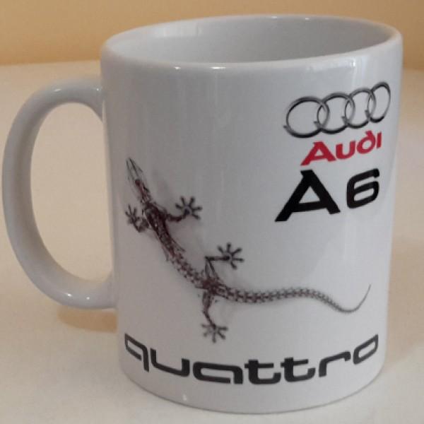 """Чаша """"Audi A6 Quattro"""""""