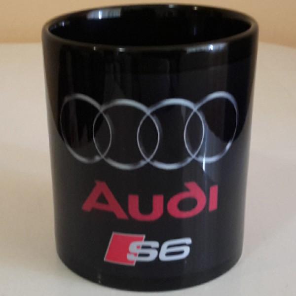 """Чаша """"Audi S6"""""""