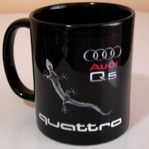 """Чаша """"Audi Q5 Quattro"""""""