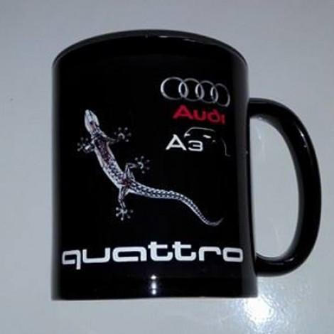 """Чаша """"Audi A3 Quattro"""""""