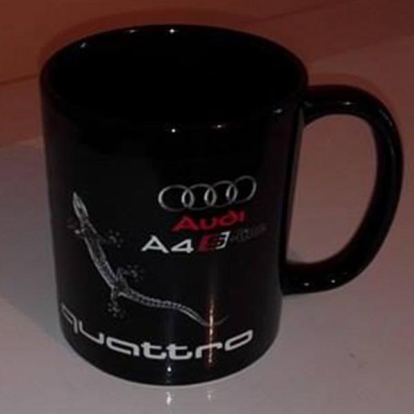 "Чаша ""Audi A4 Quattro S-line"""