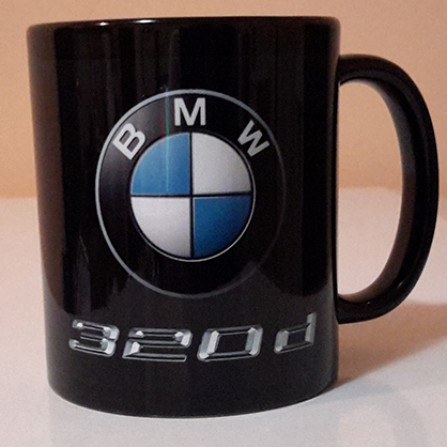"""Чаша """"BMW 320D"""""""
