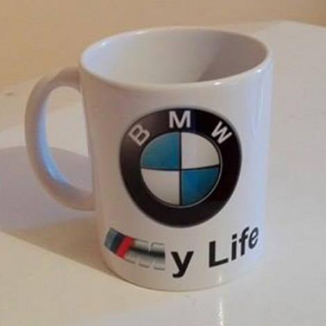 """Чаша """"BMW - My Life"""""""